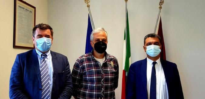 Terni, pensionamento del Commissario della Polizia Gino Mazzitelli