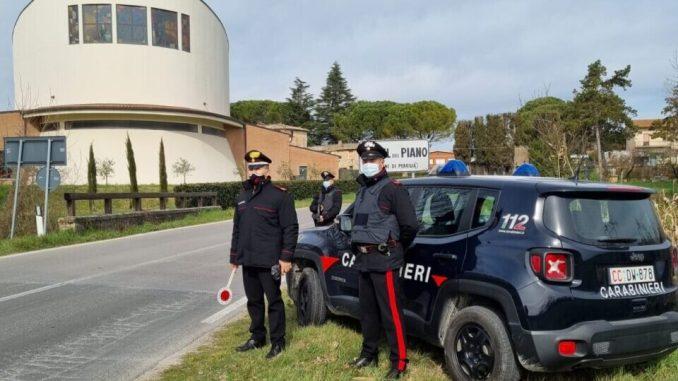 Perugia, un arresto di un uomo in esecuzione di ordine di carcerazione