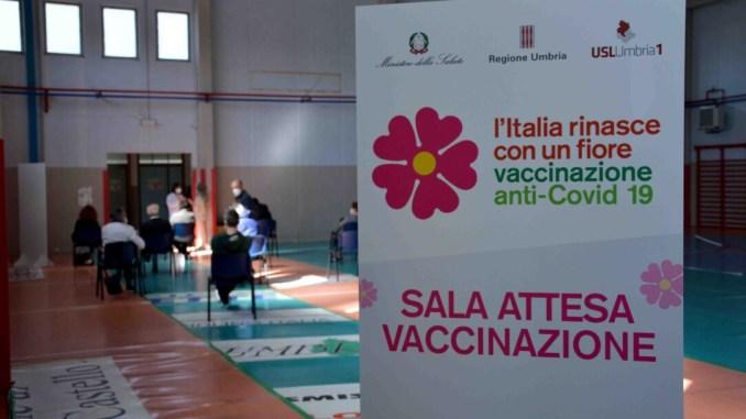 Dosi anche agli adolescenti, tutti i dati della vaccinazione anticovid in Umbria