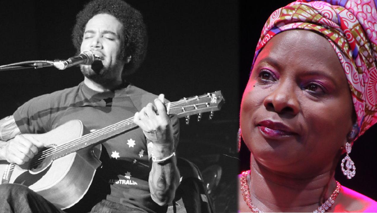 Umbria jazz e concerti, Ben Harper solo c'è, e c'è anche Angélique Kidjo