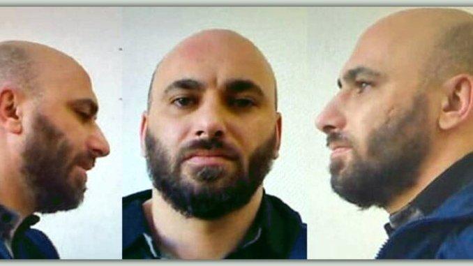 Detenuto evade dal carcere di Capanne, e caccia a Domenico D'Andrea