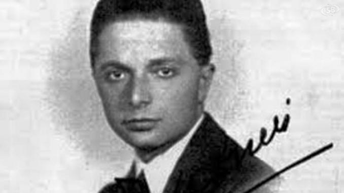 Ricordo del questore Giovanni Palatucci, lunedì 31 maggio, parco Pescaia