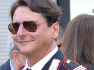 Morto ilcarabiniereLeonardo Ferrante. Aveva 57 stroncato, Arma in lutto