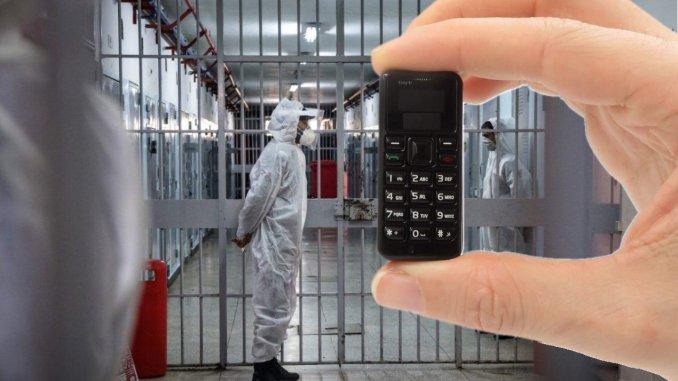 Rinvenuto micro telefono cellulare nelle docce del carcere di Terni