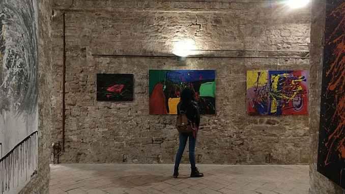"""""""Land of Instinct"""", Isabelle Salari, mostra alla Rocca Paolina fino 6 giugno 2021"""