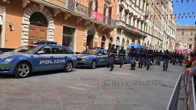 """Polizia stradale e autostrade per l'Italia: insieme al Giro d'Italia X edizione """"Eroi della sicurezza"""""""