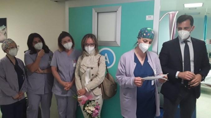 Intitolata la sala travaglio dell'Ospedale di Perugia all'ostetrica Marta Vinti