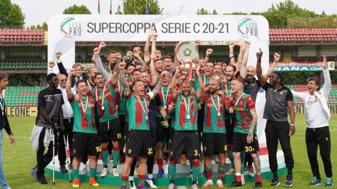 La Supercoppa alla Ternana (1-0), Salzano spegne il sogno del Perugia