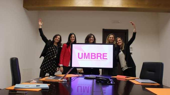 22 giugno, Conferenza stampa rete imprese al femminile Umbre