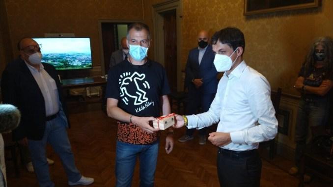 """Dj Luca Belladonna omaggia Perugia con il suo """"dj-set in my city"""""""