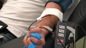 20 giugno, donazione sangue seduta straordinaria San Matteo degli infermi