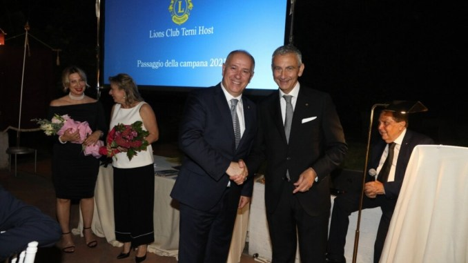 Lions Club Terni Host finalmente con un evento in presenza