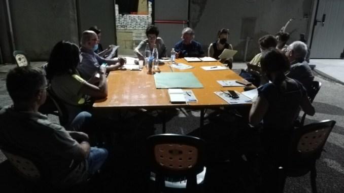 Tutti attorno a un tavolo per i primi passi di Velimna 2021