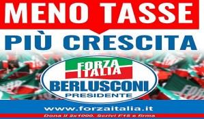 Forza Italia Umbria presenta il programma di riforma fiscale