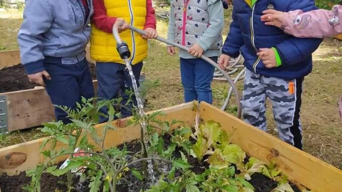"""""""Tantetinte è...ecosostenibilità"""" un progetto di educazione ambientale"""