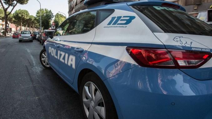 Un arresto per lesioni aggravate in ambito familiare e resistenza a Pubblico Ufficiale