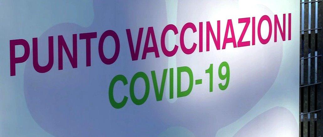 Vaccini: in Umbria più 60% residenti con una dose Il 25,76 per cento hanno completato il ciclo vaccinale