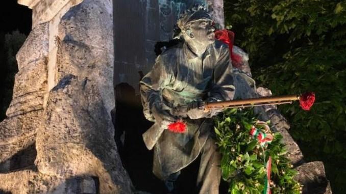 Monumento ai caduti del XX Giugno, un ricordo indelebile per Perugia