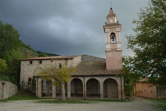 Chiesa di Sant'Arcangelo di Trevi