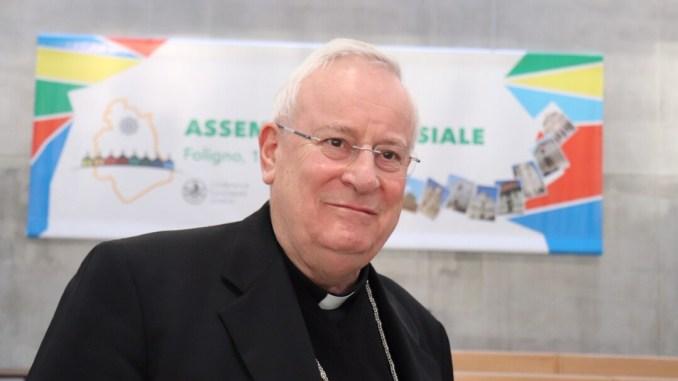Cardinale Bassetti libro di Andrea Riccardi all'Università per Stranieri