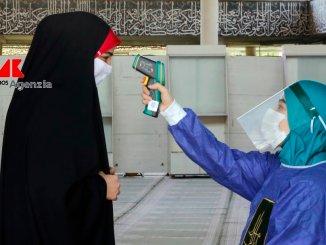 Iran affronta quinta ondata covid, Teheran e il sud zone rosse