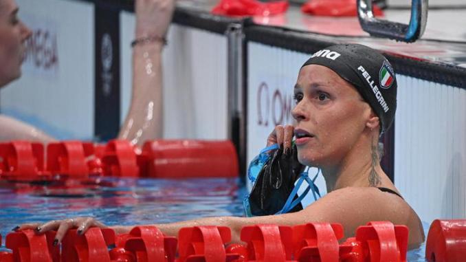 Olimpiadi nuoto, Titmus vince 200 sl donne, Pellegrini chiude settima
