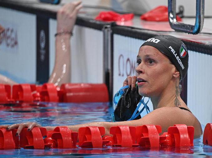 Olimpiadi: Barelli, 'vorrei Pellegrini agli Europei il prossimo anno'