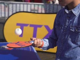 Ping Pong Tour. A TTX experience al Barton Park a Perugia