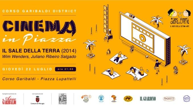 Sagra del Cinema torna a Perugia serata speciale arte Sebastião Salgado