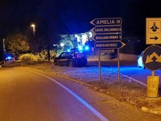 Amelia, i carabinieri sequestrano i mezzi del pusher