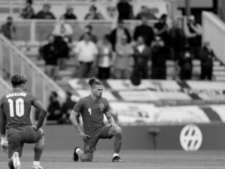 Euro 2021 Salvini, spero nazionale si inginocchi dopo gol contro Spagna
