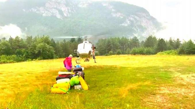 Sasu dell'Umbria per salvataggio speleologo in Friuli, sono serviti i disostruttori