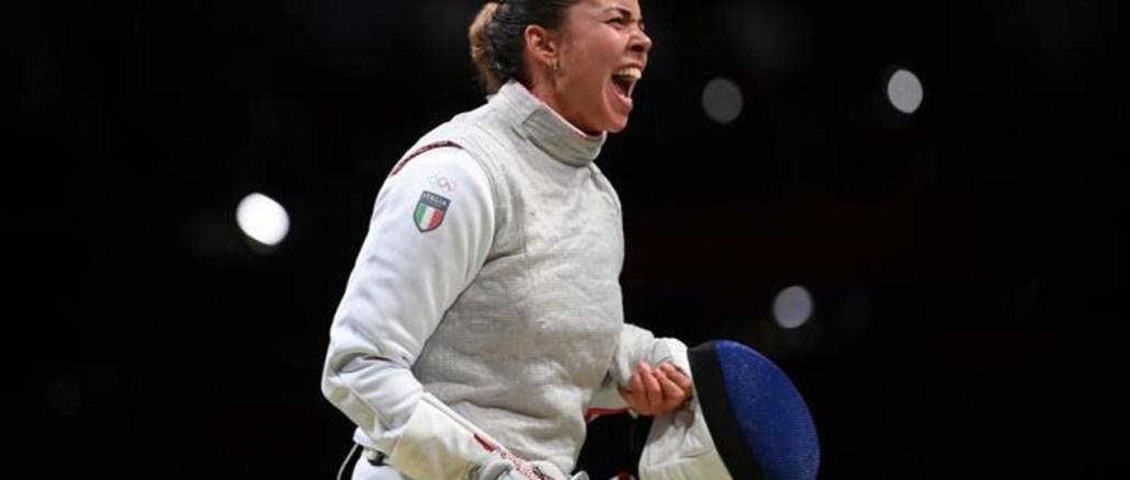Olimpiadi: scherma, Volpi ko e bronzo nel fioretto donne alla russa Korobejnikova