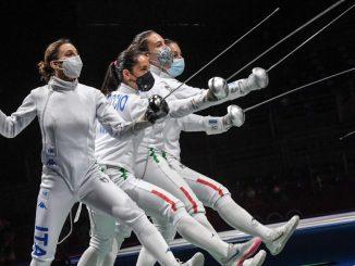 Olimpiadi: scherma, bronzo Italia nel fioretto a squadre donne
