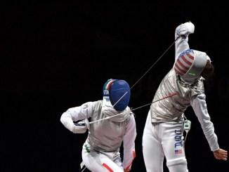 Olimpiadi: scherma, Italia fioretto a squadre uomini ko ai quarti