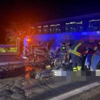 Incidente stradale, schianto a Spoleto tra autobus e vettura, diversi feriti 📸 FOTO