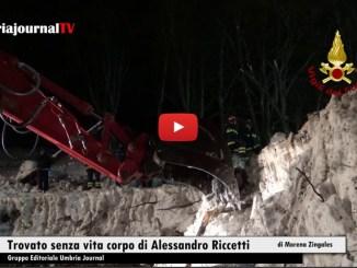 Tragedia Hotel Rigopiano, trovato senza vita il corpo di Alessandro Riccetti