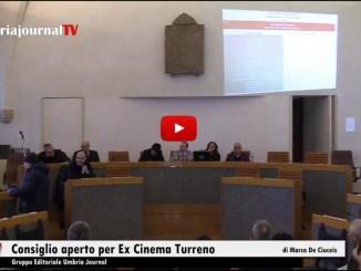 Ex cinema Turreno, grande partecipazione al Consiglio aperto