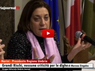 Commissione Grandi Rischi, in Umbria non si registrano particolari criticità per le dighe