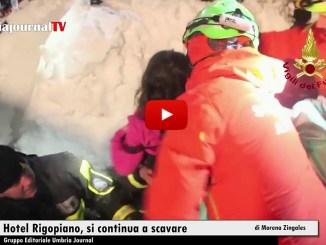 Slavina su Hotel, si continua a scavare, ore d'ansia per il ternano Alessandro Riccetti