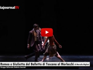 Romeo e Giulietta del Balletto di Toscana Junior al Teatro Morlacchi