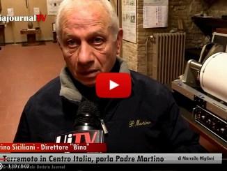 Terremoto in Centro Italia, scosse a ripetizione, la più forte è stata di 5.4