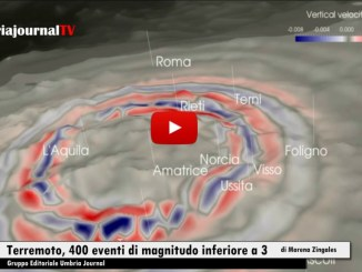 Terremoto Centro Italia, oltre 400 eventi di magnitudo inferiore a 3