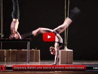 Odyssey Ballet, al Teatro Comunale di Narni una storia d'amore mediterranea