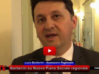 Nuovo Piano Sociale Regionale, Barberini, centralità della persona