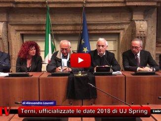 Umbria Jazz Spring a Terni, annunciate le date per l'edizione 2018