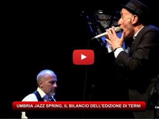 Umbria Jazz Spring Terni, ecco il bilancio dell'edizione numero zero