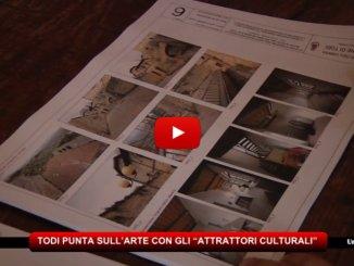 """Todi punta sull'arte contemporanea con gli """"attrattori culturali"""""""