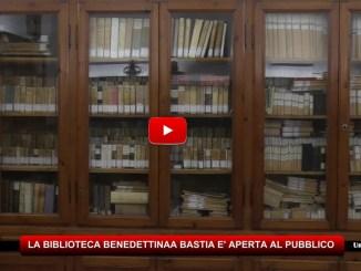 Biblioteca benedettina di Bastia Umbra è aperta al pubblico