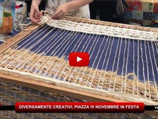 Diversamente creativi, piazza IV Novembre a Perugia in festa per l'undicesima edizione